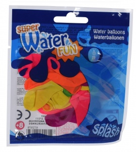 Free and Easy waterballonnen 25 stuks