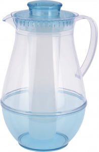 Free and Easy waterkan 2,5 liter blauw