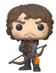 Funko Pop! TV: Game of Thrones seizoen 8 - Theon met boog 9 cm