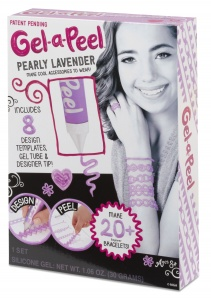 MGA Gel-a-Peel starterset Pearly Lavender