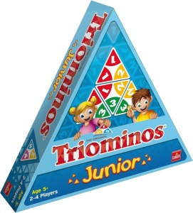 Goliath gezelschapsspel Triominos Junior