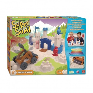 Goliath Super Sand Knight Castle speelzand 12-delig