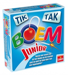Goliath Tik Tak Boem Junior kinderspel