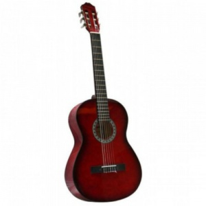 Gomez Classic Guitar 001 winered 4/4