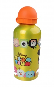 Kamparo drinkfles Tsum Tsum 500 ml geel