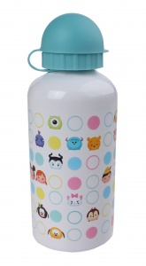 Kamparo drinkfles Tsum Tsum 500 ml wit