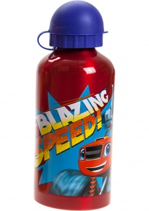 Kamparo schoolbeker Blaze Speed 500ml rood