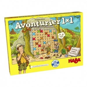 Haba learning game Adventurer 1 x 1 (NL)