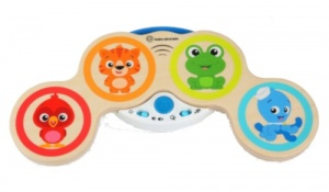 Hape houten Magic Touch Drums 38 cm