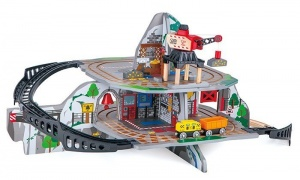 Hape Massive Mountain Mine 18-delig