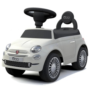 Happy Baby loopauto Fiat 500 junior wit 61 cm