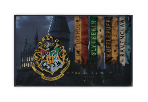 Warner Bros. vloerkleed Harry Potter 40 x 60 cm polyester