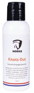 HORKA anti-klit gel Knots Out 100 ml per stuk