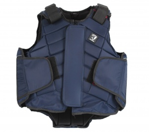 HORKA bodyprotector FlexPlus junior blauw