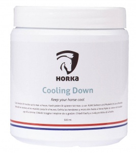HORKA gel Cooling Down 500 ml wit