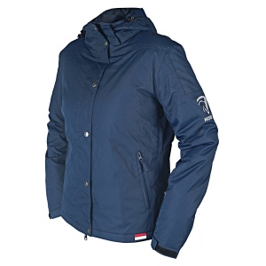 HORKA outdoorjas Ultimate unisex polyester blauw