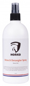 HORKA spray Shine & Detangle 500 ml naturel per stuk