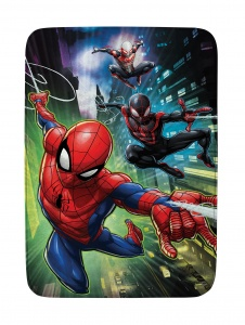House of Kids vloerkleed Spider-Man 70 x 95 cm groen