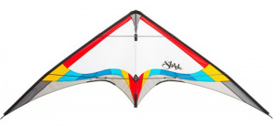 HQ Kites stuntvlieger Shade 215 x 92 cm ripstop/polyester