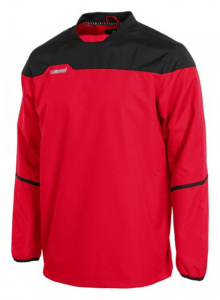 Hummel sportsweater Authentic AW Top junior polyester rood