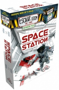 Identity Games Escape Room Space Station uitbreidingsset