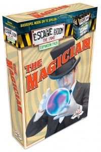 Identity Games Escape Room The Magician uitbreidingsset