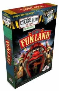 Identity Games Escape Room Welcome to Funland uitbreidingsset