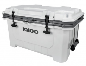 Igloo koelbox IMX 70 passief 67 liter wit