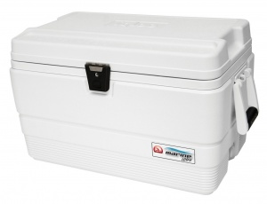 Igloo koelbox Marine Ultra 54 passief 51 liter wit