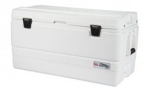 Igloo koelbox Marine Ultra 94 passief 89 liter wit