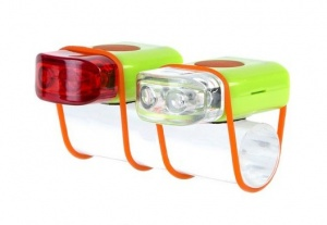 Ikzi Light Verlichtingsset Stripties LED Groen
