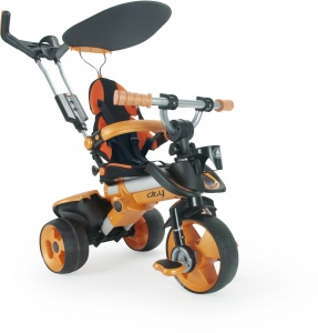 Injusa City Trike Junior Rood