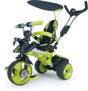 Injusa City Trike Junior Groen