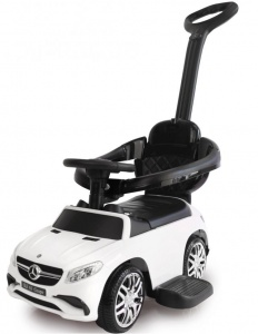 Jamara loopwagen Mercedes-AMG 63 junior 3-in-1 wit