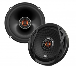 JBL Club 6520 speakerset tweeweg coaxiaal 6,5'' 180W zwart