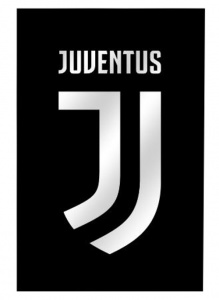 Juventus sticker logo 1 stickervel