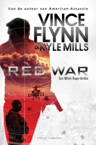 Vince Flynn Red War - een Mitch Rapp-thriller