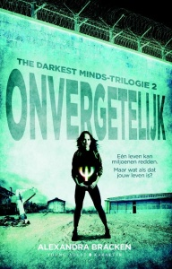 Alexandra Bracken The Darkest Minds-trilogie 2 - onvergetelijk