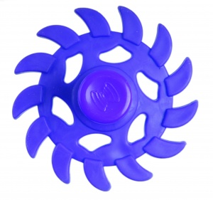 Kids Fun Magic Jumping Spinner 13 blauw