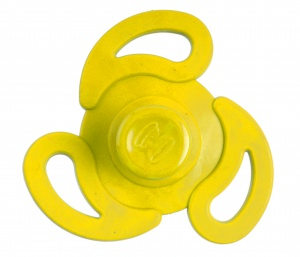 Kids Fun Magic Jumping Spinner 3 geel