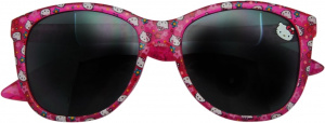 Kids Licensing zonnebril Hello Kitty meisjes roze one-size