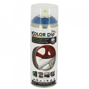 Kolor Dip spuitfolie metallic blauw 400 ml