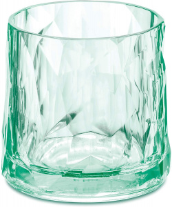 Koziol whiskyglas Club No. 2 250 ml polycarbonaat groen