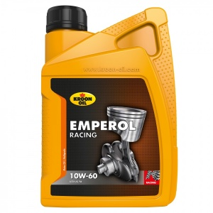 Kroon Oil motorolie synthetisch Emperol Racing 10W-60 1 liter