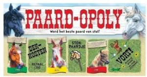 Late For The Sky paard-opoly-spel