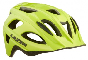 Lazer kinderhelm Nut'z junior insect 50-56 cm geel