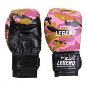 Legend Sports bokshandschoenen Powerfit & Protect roze