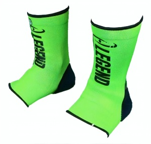 Legend Sports enkelbandages unisex neongroen