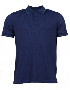 Limited Sports Petri sportpolo heren blauw L