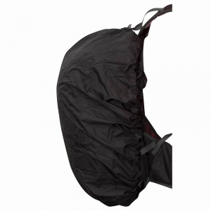 Lowland regenhoes rugzak Outdoor < 80L nylon zwart